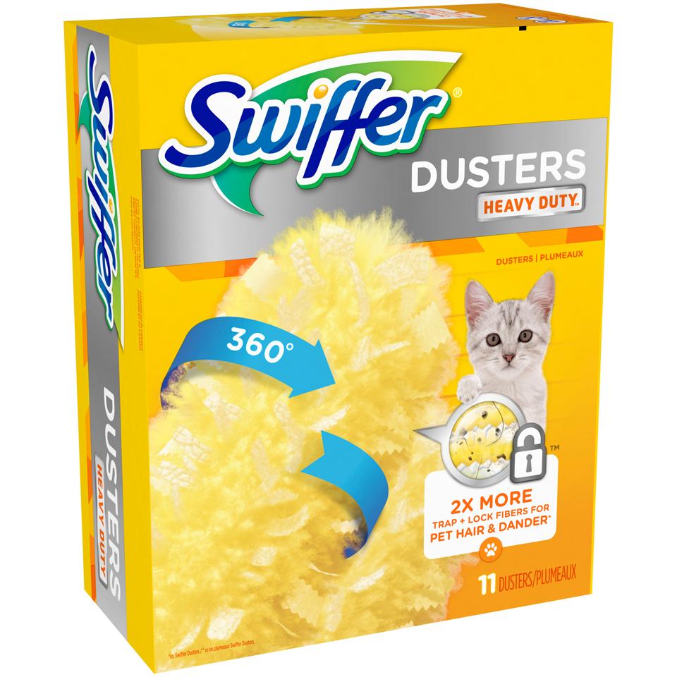 Swiffer 360deg Heavy Duty Dusters 11 ct Box