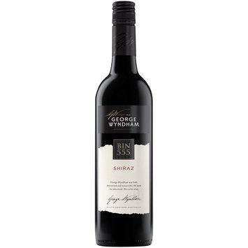 George Wyndham® Bin 555 Shiraz Wine 750mL Bottle