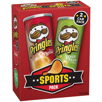 Pringles® Sports Pack Variety Pack