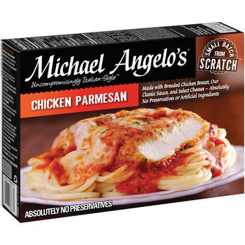 Michael Angelo's® Uncompromisingly Italian-Style™ Chicken Parmesan 10 oz. Box