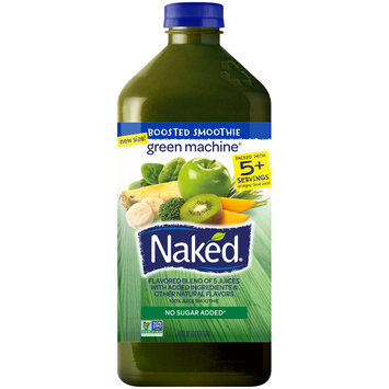 Naked® Green Machine® 100% Boosted Juice Smoothie 46 fl. oz. Bottle