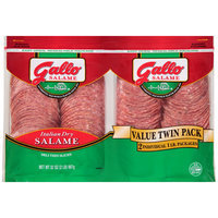 Gallo® Italian Dry Salame Value Twin Pack 2-1 lb. Pack