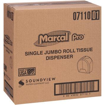 Marcal Pro® Single Jumbo Roll Tissue Dispenser
