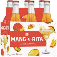 Bud Light Lime® Mang-O-Rita® Mango Margarita Malt Beverage 6-12 fl. oz. Bottles