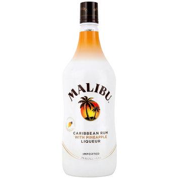 Malibu Rum Caribbean Pineapple 1.75L Bottle