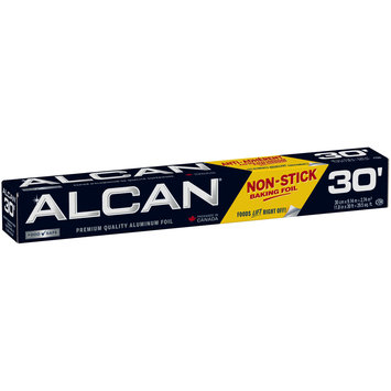 Alcan® Non-Stick Baking Foil 30 sq. ft. Box