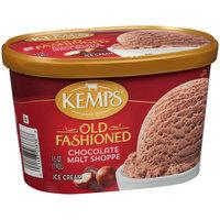 Kemps® Old Fashioned Chocolate Malt Shoppe Ice Cream 1.5 qt. Tub