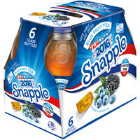 Snapple Blue Fruit Tea