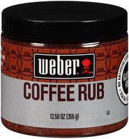 Weber® Coffee Rub Seasoning 12.50 oz. Jar