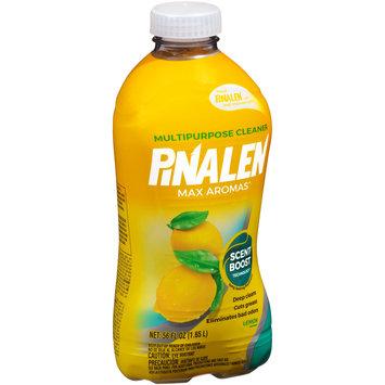 Pinalen Max Aromas® Lemon Multipurpose Cleaner 56 fl. oz. Bottle