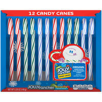 Jolly Rancher Original Flavors Candy Canes