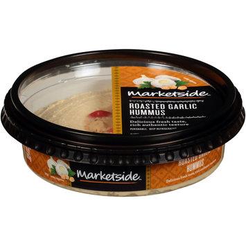 Marketside™ Roasted Garlic Hummus 10 oz. Bowl