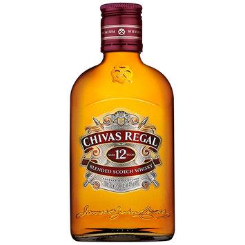 Chivas Regal Scotch Whiskey Scotland 12 YO Blended Flask 200mL Bottle
