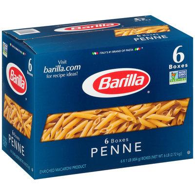 Barilla® Penne Pasta 6-1 lb. Boxes