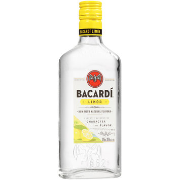 Bacardi® Limon Rum 375mL