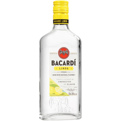 Bacardi® Limon Rum 375mL