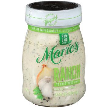 Marie's® Ranch Yogurt Dressing 12 fl. oz. Jar