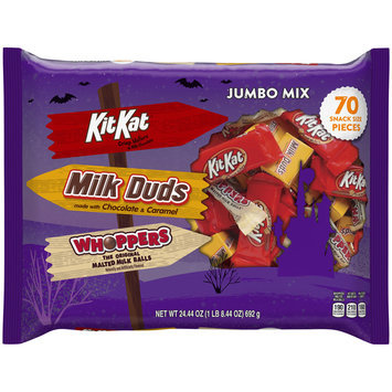 Hershey's Assorted Snack Size Candy 24.44 oz. Bag