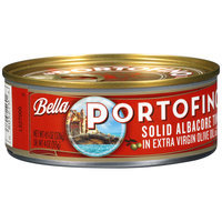 Portofino Solid Albacore Tuna 4.5 oz. Can