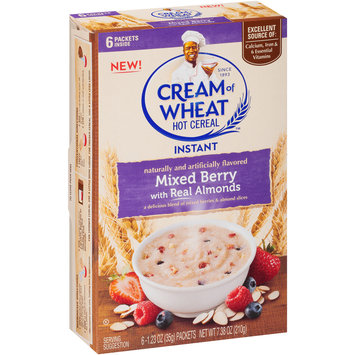 Cream of Wheat™ Mixed Berry Instant Hot Cereal 6-1.23 oz. Packets