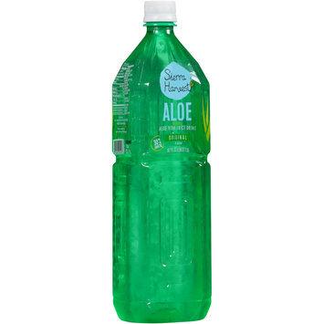 Sierra Harvest® Original Flavor Natural Aloe Vera Juice Drink 50.7 fl. oz. Bottle