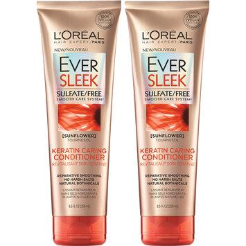 L'Oreal Paris Hair Expert EverPure Sulfate Keratin Caring Conditioner 2-8.5 fl. oz. Tubes