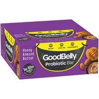 GoodBelly® Honey Almond Butter Probiotic Bar 10-1.49 oz. Bars