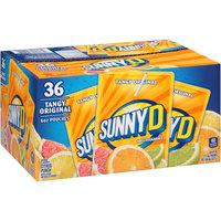 Sunny D® Tangy Original Citrus Punch 36-6 fl. oz. Pouches