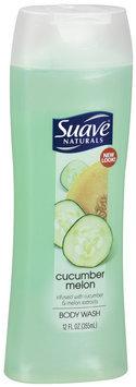 Suave® Naturals Cucumber Melon Body Wash