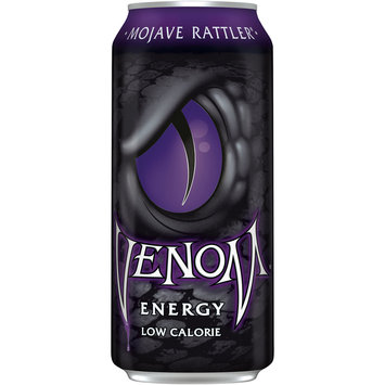 Venom Mojave Rattler Energy Drink, 16 Fl Oz Can