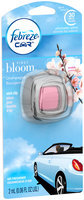 Febreze CAR Vent Clip First Bloom Air Freshener (1 Count, 0.06 oz)