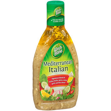 Wish-Bone® Mediterranean Italian Dressing 15 fl. oz. Bottle