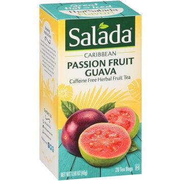 Salada® Caribbean Passion Fruit Guava Tea 20 ct Bags