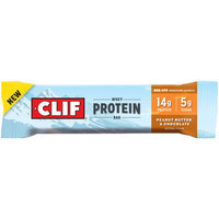 Clif® Peanut Butter & Chocolate Whey Protein Bar 1.98 oz. Wrapper