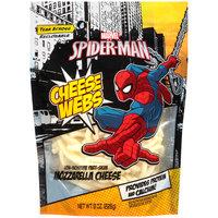 Marvel Spider-Man Mozzarella Cheese Webs 8 oz. Bag