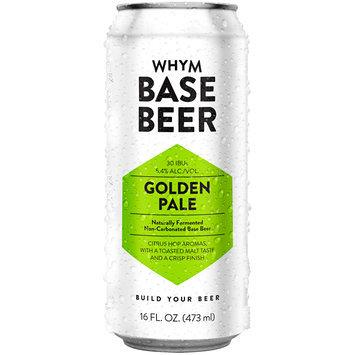 Whym Golden Pale Base Beer 16 fl. oz. Can