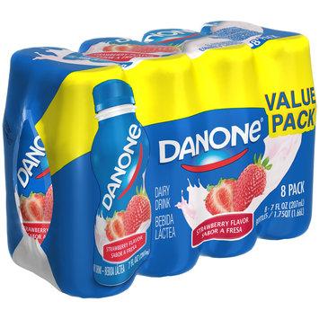 Dannon® Danone® Dairy Drink Strawberry Flavor 7 fl. oz. 8 pack