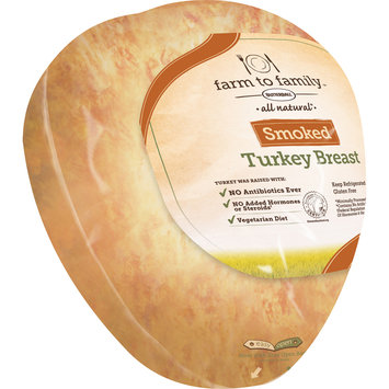 Butterball® Farm to Family™ Smoked Turkey Breast Bag