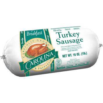 Carolina Turkey® Turkey Sausage 16 oz. Chub