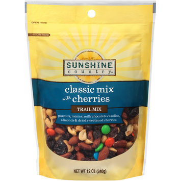 Sunshine Country® Classic Mix with Cherries Trail Mix 12 oz. Bag