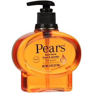 Pears® Pure & Gentle Hand Wash 8 oz. Pump