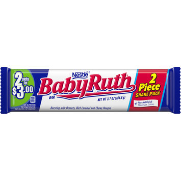 BABY RUTH Share Pack 3.7 oz.