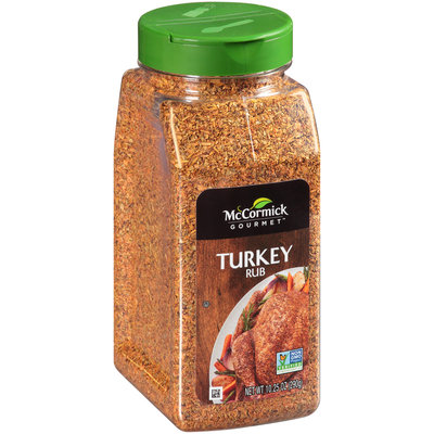 McCormick Gourmet™ Turkey Rub