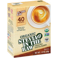 Organic Stevia In The Raw® Organic Stevia Blend 40 ct Packets