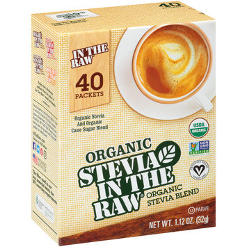 Organic Stevia In The Raw® Organic Stevia Blend 40 ct Packets
