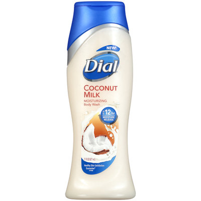 Dial® Coconut Milk Moisturizing Body Wash
