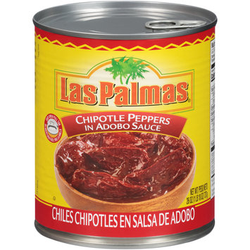 Las Palmas® Chipotle Peppers in Adobo Sauce 26 oz. Can
