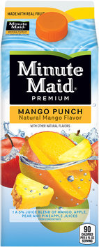 Minute Maid® Premium Mango Punch 59 fl. oz. Carton