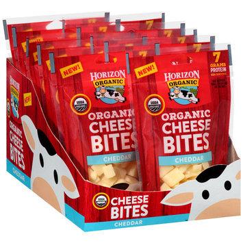 Horizon Organic® Cheddar Cheese Bites 1 oz. Bag