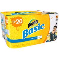 Bounty Despicable Me Prints Paper Towels